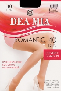 DEA MIA ROMANTIC 40 XL Колготки